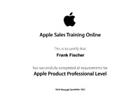 Apple Sales Training Online
